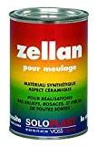 Soloplast 134353 Masse minérale Zellan pour moulage