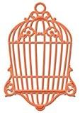 Spellbinders D-Lites forme de découpe Cage à oiseaux pour deux, or
