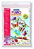 """Staedtler - Fimo Accessoires - Polybag 1 Moule 9 Motifs """"Papillons"""" 9 x 4 cm"""