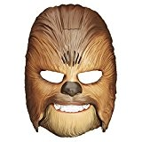 Star Wars  Chewbacca Electronique Mask - Marron