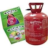 Station De Gonflage - Ballon à l'hélium - Taille Unique