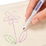 Stylo pour tissu à encre fantôme par Javana pour les dessins sur tissu