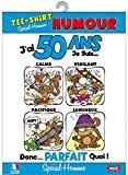 Surprisez-vous - Tee Shirt Humour Homme 50 Ans