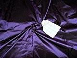 Taffetas de soie Tissu 111,8cm Wide ~ Violet-Loisirs, décoration, couture, mode, poupée robe, ameublement, intérieur.