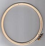 TAMBOUR Cercle à Broder Point de Croix 14,50 cm 1er Prix