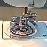 TinkSky Multifonctionnel Daisy Flower Stitch Machine à coudre pied presseur pour Brother /Singer /Babylock /Janome /Kenmore