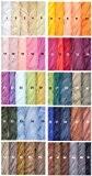 Tissu doublure polyester, 6 Mètres Choix de 51 Couleurs / Couleur: 06