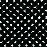 Tissu noir Robert Kaufman avec des mini étoiles blanches, Sevenberry Classiques
