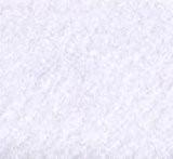 Tissus FEUTRINE largeur 180 cm BLANC BLANCHE deco loisirs creatits noel au metre