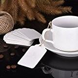 ungfu festonné Cool 100 Papier Kraft étiquettes de cadeau de mariage étiquette nom Cartes à la main Draw Nom Carte