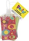 Unique Party - 74029 - Paquet de 6 Mini Bloc-Notes à Spirales pour Pochettes - Cadeau