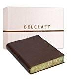 Venezia Classica A5 Journal Intime / Carnet de Notes en cuir de fabrication artisanale Italienne, Cadeau Spécial, Journal de Voyage, ...