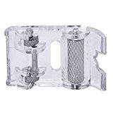 welecom portable Mini rouleau à tige basse domestique Machine à coudre pied presseur Accessoires en cuir