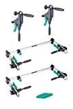 Wolfcraft 3676000 Kit de pose de châssis de porte Pro