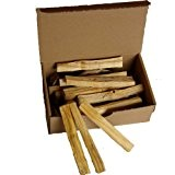 100 gr Bursera Graveolens. Les bâtons de Palo Santos 18-20 morceaux. Durée moyenne: 9-10cm (9,5 x1x1 cm, 5-7grs ch.).