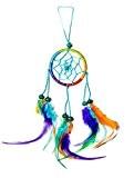 30cm x 6cm Dreamcatcher Capteur de rêves multicolore bons rêves