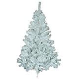 6ft (180cm) Arbre de Noël blanc Pine - Festive - Kingfisher