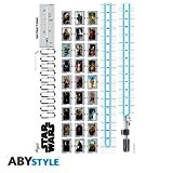 Abystyle - abydco162 - Ameublement et Décoration - Star Wars - Stickers - Toise - 100 x 70 cm