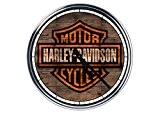 acier horloge murale Harley Davidson 5