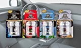 Amazing Value Pack 3 x Yankee Candle 3D voiture Ultimate assainisseurs d'air