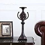 ameublement de maison pays américain nostalgie résine chandelier ornement décoratif