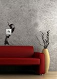 Anti Climb Paint Banksy Rat Wall Sticker mural en vinyle