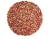 Araav: rond 90cm à 200cm tapis de laine feutrée en ligne Multi Couleurs de l'Inde Pinocchio ronde,Destockage (200cm / 6' ...