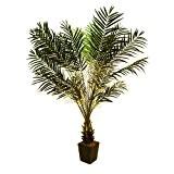 Arbuste artificiel, Palmier cycas, 790 feuilles, 220 cm, résistant aux intempéries - plante verte / décoration exotique - artplants