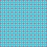 Around The Wall DALETAN011R Blue Star Pack de 11 Dalles de Sol Motif 1M² PVC/Plastique Blanc/Bleu 30,5 x 30,5 x ...