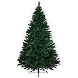 Artificiel Deluxe arbre sapin de Noël WONDERLAND en 5 taille et 3 couleurs de BB Sport, Couleur:vert foncé;longueur en cm:180 ...