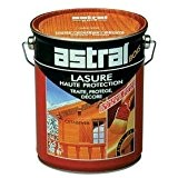 ASTRAL 593 Lasure haute-protection 2,5 L Teck