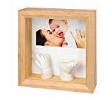 Baby Art Cadre Photo Sculpture Frame - Naturel