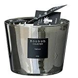 Baobab max10pla Platinum Bougie en cire Bougie, 10x 7x 10cm