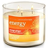 Bath And Body Works - Energy - Orange Ginger