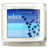Bath And Body Works - Relax - Lavender Vanilla