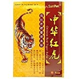 Baume du Tigre Rouge ( 8 patchs)