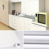 Bon Enjoy®0.61*5M Auto-Adhésif Stickers de Cabinet en PVC étanche Autocollant Papier peint de Cuisine pour Meubles / Cuisine / Salle ...