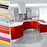 Bon Enjoy®0.61*5M Papier Peint Auto-Adhésif Stickers de Cabinet en PVC étanche Autocollant Papier peint de Cuisine pour Meubles / Cuisine ...