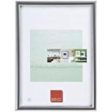 Brio 851001 Cadre Photo Argent 10 x 15 cm