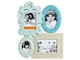 Cadre pêle-mêle 40 x 33 x 2 cm (Alsino 94/2568) pour 4 photos Une idée cadeau de décoration murale romantique ...