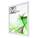 Cadre photo MONZA 50 x 75 cm Blanc (ultra-brillant)