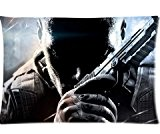 Call Of Duty Black Ops Ii Pillowcase/Taies d'oreillers Custom Pillow case/Taies d'oreillers Cushion Cover 20 X 30 Inch Two Sides
