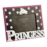Celebration Girl Talk Cadre en Panneau MDF Motif lettres Motif princesse