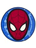 Character World-Disney-Ultimate Spider-Man City Tapis Multicolore