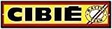 Cibie équipe de course métal de qualité panneau de garage