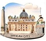 Cit?du VaticanItalieItaliencatholique?gliser?sine3DTOYaimantder?frig?rateur