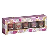 Coffret 5 bougies votives - St Valentin 2017 - Yankee Candle