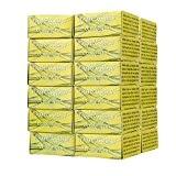 Daum pimp up your life 20202 700/48–senteur citronnelle, lemongrass duftwachs env. 4 cm