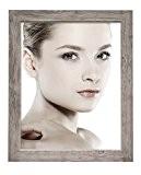 Deknudt Frames S48SH7 Cadre Photo Bois Gris/Beige 40 x 60 cm