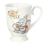 Disney Magical Moments Dumbo Mug en porcelaine – You Make Me Smile
